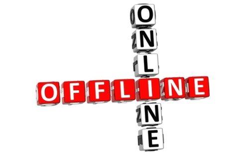 Publicidad que úne sus esfuerzos del off al online