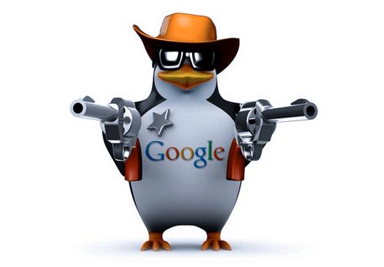 Posicionamiento web y actualización de Google Penguin 2.0