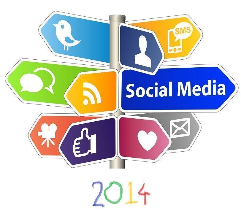 Las redes sociales, vitales para el Marketing Online en el 2014