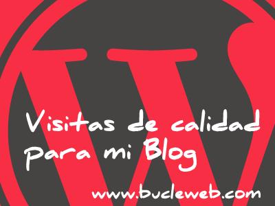 Como hacer para que tu Blog tenga visitas de calidad con las Redes Sociales